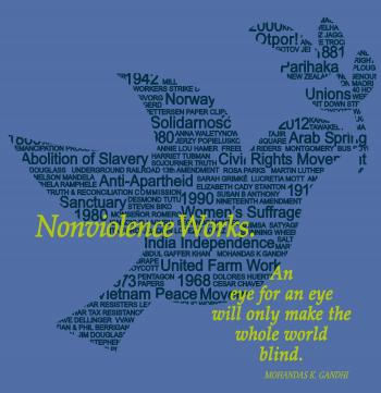 Image of Nonviolence Works