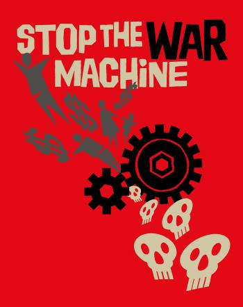 Image of Stop the War Machine